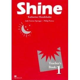 Shine 1 Teacher's Book