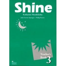 Shine 3 Teacher's Book