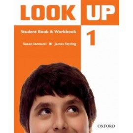 Look Up 1 Student's Pack (Student´s Book + Workbook with MultiROM)