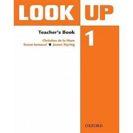 Look Up 1 Teacher's Book