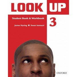 Look Up 3 Student's Pack (Student´s Book + Workbook with MultiROM)