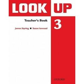 Look Up 3 Teacher's Book
