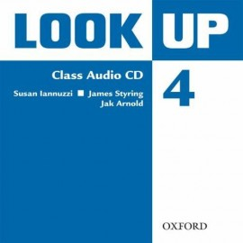 Look Up 4 Class CD