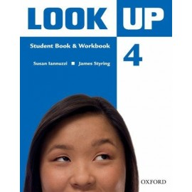 Look Up 4 Student's Pack (Student´s Book + Workbook with MultiROM)