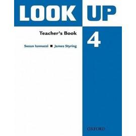 Look Up 4 Teacher's Book
