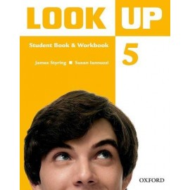 Look Up 5 Student's Pack (Student´s Book + Workbook with MultiROM)