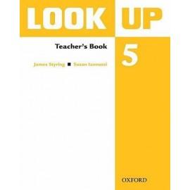 Look Up 5 Teacher's Book