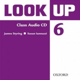 Look Up 6 Class CD