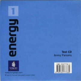 Energy 1 Test Audio CD