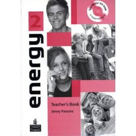 Energy 2 Teacher's Book + Test Master CD-ROM