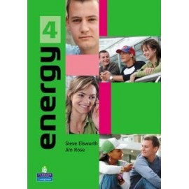 Energy 4 Student's Book & Vocabulary Notebook