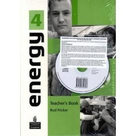 Energy 4 Teacher's Book + Test Master CD-ROM