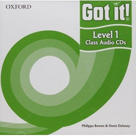 GOT IT! 1 Class Audio CDs