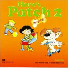 Here's Patch the Puppy 2 Audio CDs
