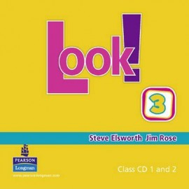 Look! 3 Class Audio CD