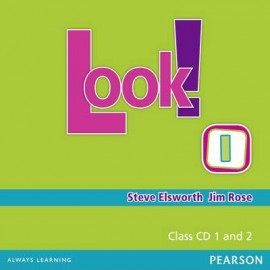 Look! 1 Class Audio CD