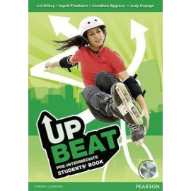 UPBEAT Pre-intermediate Student's Book + MultiROM