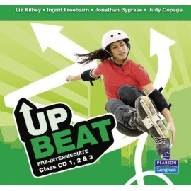 UPBEAT Pre-intermediate Class CD