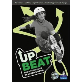 UPBEAT Pre-intermediate Teacher's Book with Test Master Multi-ROM