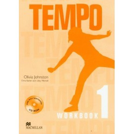 Tempo 1 Workbook + CD-ROM