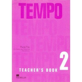 Tempo 2 Teacher's Book