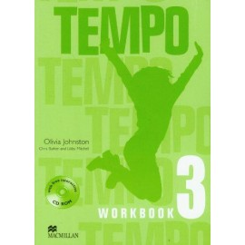 Tempo 3 Workbook + CD-ROM