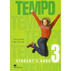 Tempo 3 Student's Book