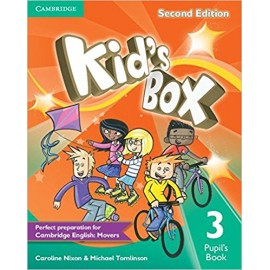 Kid's Box Second Edition 3 Pupil's Book