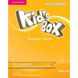 Kid's Box Second Edition Starter Teacher's Book