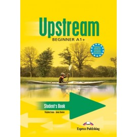 Upstream Beginner Student's Book + CD