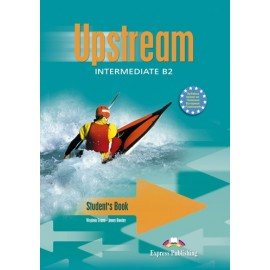 Upstream Intermediate Student's Book + slovníček