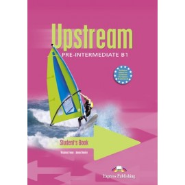 Upstream Pre-intermediate Student's Book + CD