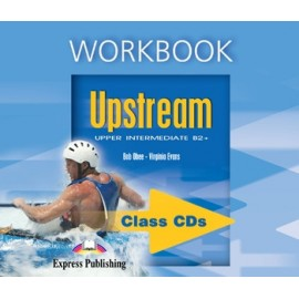 Upstream Upper-intermediate Workbook Audio CD