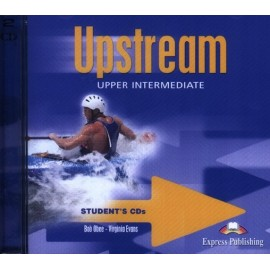 Upstream Upper-intermediate Student's Audio CD