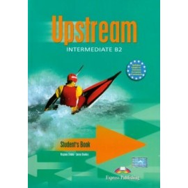 Upstream Intermediate Student's Book with CD