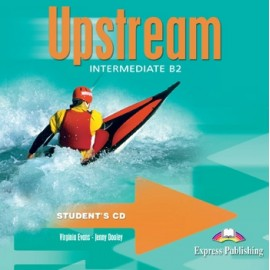 Upstream Intermediate Student's Audio CD