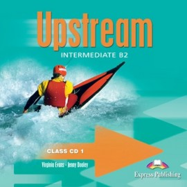 Upstream Intermediate Class Audio CD