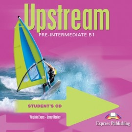 Upstream Pre-intermediate Student's Audio CD