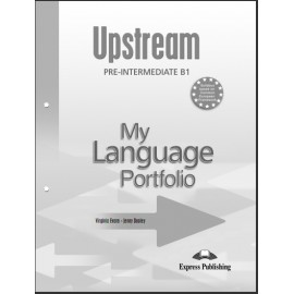 Upstream Pre-intermediate My Language Portfolio