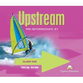 Upstream Pre-intermediate Class Audio CD