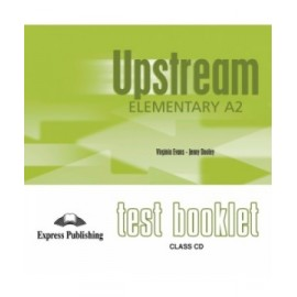 Upstream Elementary Test Booklet Audio CD