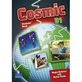 Cosmic B1 Global Student's Book with Active Book CD-ROM
