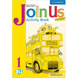 Join Us for English 1 Activity Book