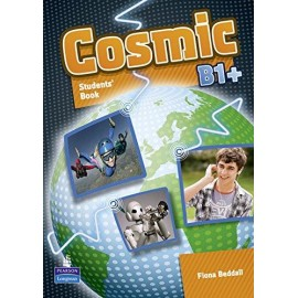 Cosmic B1+ Global Student's Book + Active Book CD-ROM