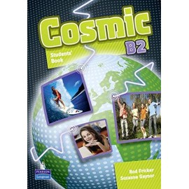 Cosmic B2 Global Student's Book with Active Book CD-ROM