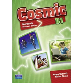 Cosmic B1 Global Workbook Teacher's Edition with Audio CD