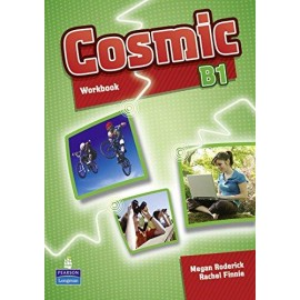 Cosmic B1 Workbook with Audio CD