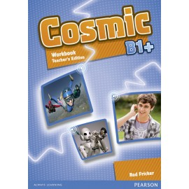 Cosmic B1+ Global Workbook Teacher's Edition + Audio CD