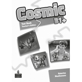 Cosmic B1+ Test Book Teacher's Guide (intermediate)