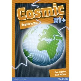 Cosmic B1+ Use of English